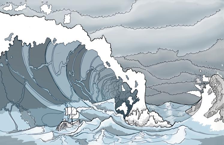 tormenta final
